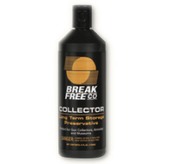 Break-Free Collector - 4 fl oz (120 ml) squeeze bottle