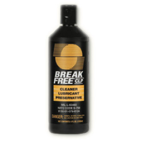 Break-Free CLP - 4 fl oz (120 ml) squeeze bottle