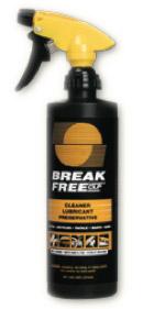 Break-Free CLP - 1 Pint (480 ml) trigger spray