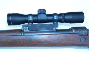 Mauser 98 (German) Scout Mount