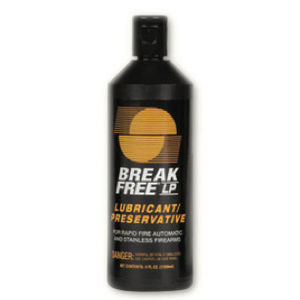 Break-Free SMX - 4 fl oz (120 ml) squeeze bottle