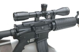 Colt AR-15/16, M16 Flat Top w/ Integral rings